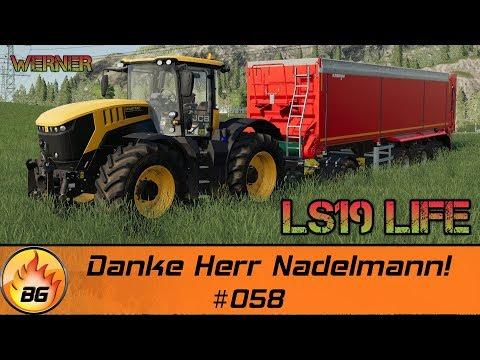 LS19 - LIFE #058 | Danke Herr Nadelmann! | FARMING SIMULATOR 19 [HD]