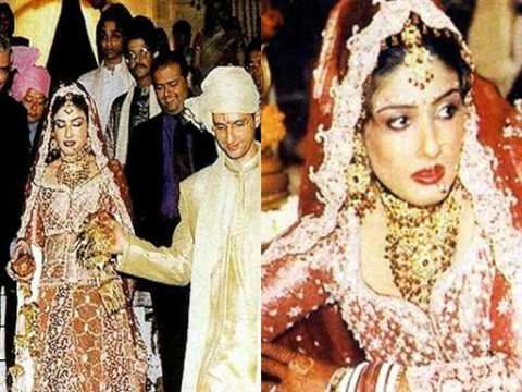 BOLLYWOOD ACTRESS AND ACTOR WEDDING PICTURE