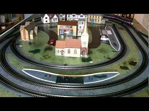 Hornby Trakmat & Superquick Buildings