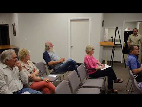 Saugatuck Township Board Special Meeting 5 30 2018