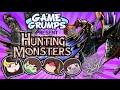 GAME GRUMPS PRESENT: HUNTING MONSTERS EP.1 QURUPECO - Polaris
