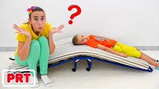 Vlad e mãe uma história para crianças sobre uma sala de Crianças mágicas