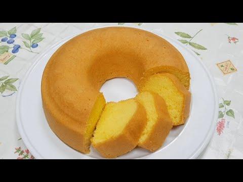 Resep Kue Bolu Sederhana 4 Telur Baru