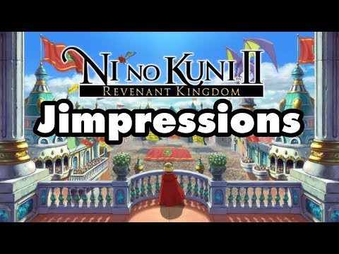 Ni no Kuni II: Revenant Kingdom - Little King's Kuni (Jimpressions)