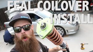 FEAL 441 COILOVER INSTALL 06