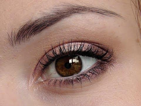 Make-up for Dark Brown Eyes