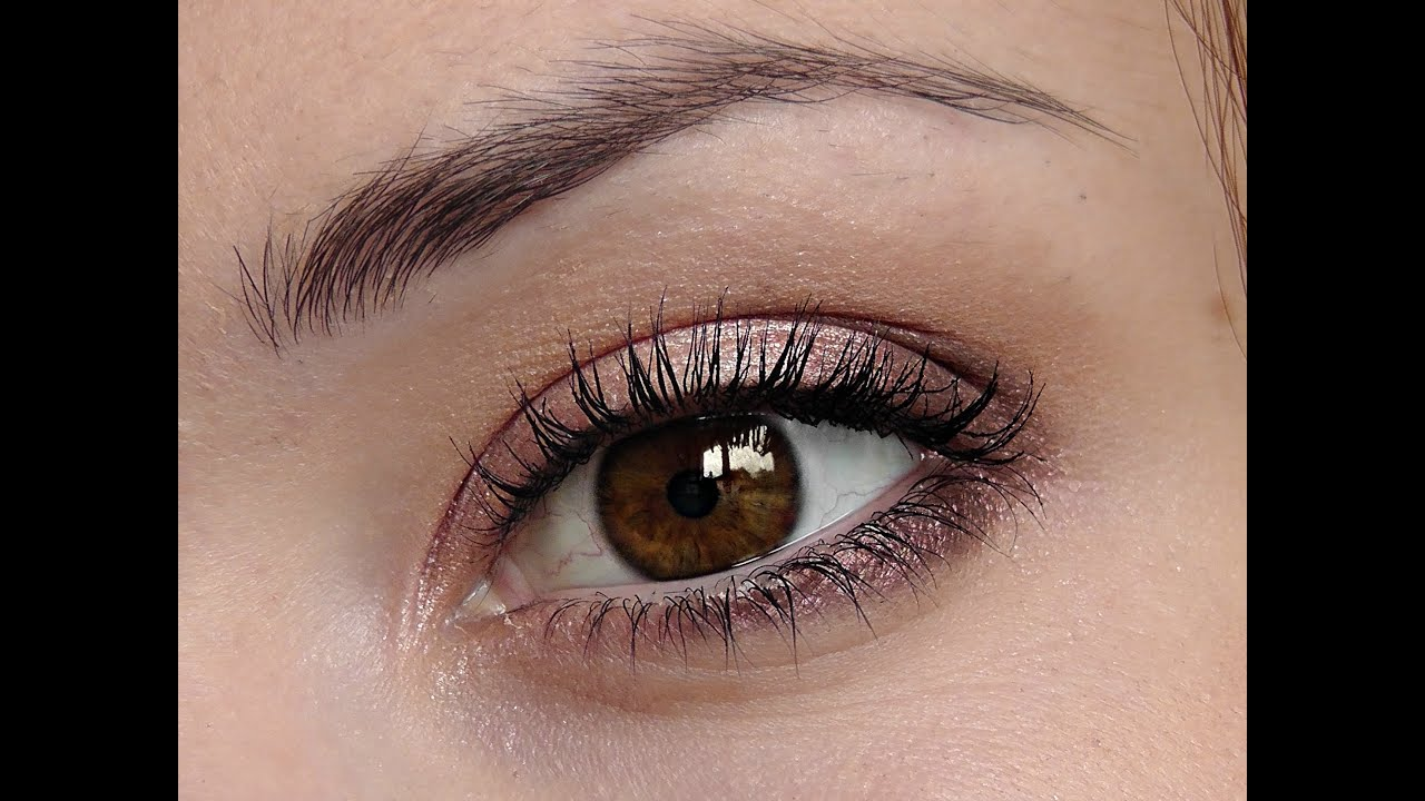 Make Up For Dark Brown Eyes Youtube