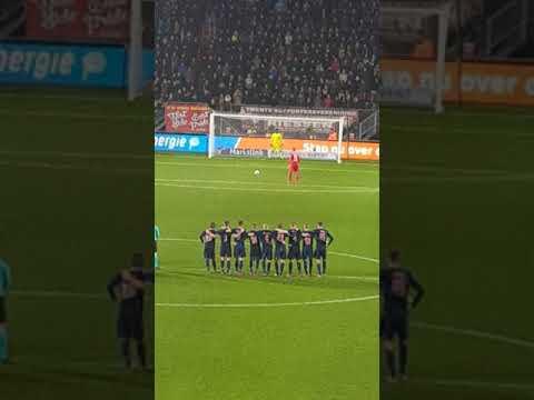 FC Twente - Ajax Penaltyreeks beker 2017 VAK P