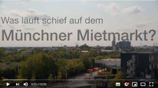 Schieflagen 01: Was läuft schief auf dem Münchner Mietmarkt?