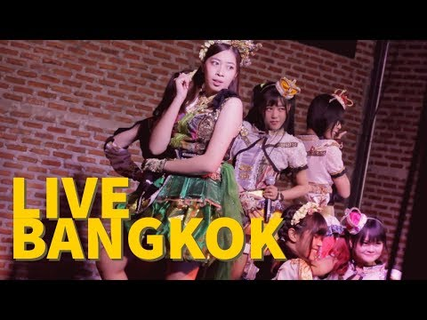 [LuSca] LIVE in Bangkok Idol Space 2018 Thailand