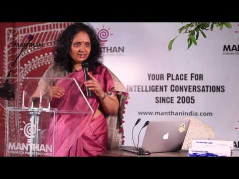 Manthan with N S Nappinai (Talk # 220) on Liberty and Cyber Space