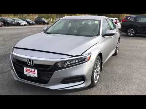 2018 Honda Accord Lx Model