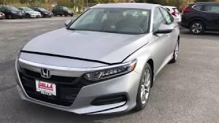 2018 Honda Accord LX Model