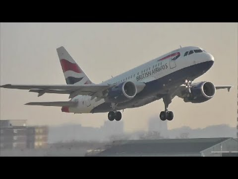 London City Airport LCY | 30/11/12