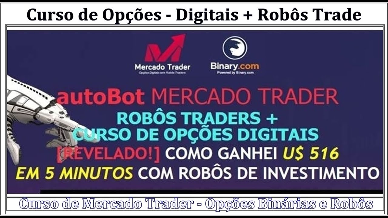 robô investidor trader funciona mesmo