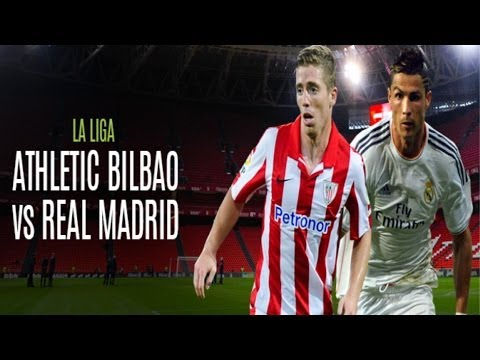 Athletic Bilbao vs Real Madrid 1-1 all goals and highlights (Ronaldo - red card) vk.com/ea.fifa15