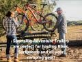 SportsRig adventure trailer | (800) 601-7575 Bike Trailer, Kayak and SUP Trailer