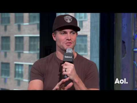 "Stephen Amell On ""Teenage Mutant Ninja Turtles: Out Of The Shadows"" | BUILD Series"
