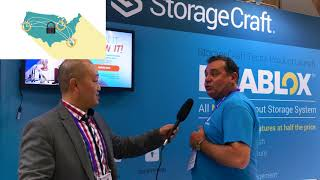 Gambar cover Storagecraft talks to Dicker Data about their exciting new Exablox range