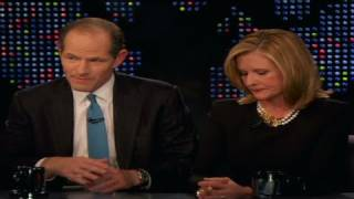 CNN Official Interview: Eliot Spitzer addresses sex scandal