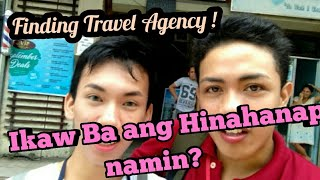 Finding Travel Agency! IN TACLOBAN CITY
