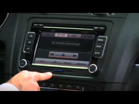 VW Golf - Premium 8 Touchscreen Stereo - VW Southtowne Utah
