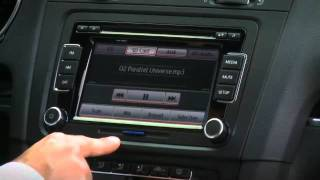 VW Golf - Premium 8 Touchscreen Stereo - VW Southtowne Utah