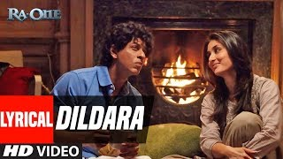 Lyrical Video: Dildara Song | Ra.One | ShahRukh Khan, Kareena Kapoor