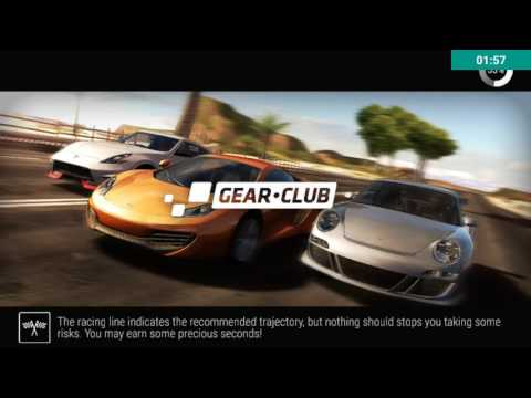 Gear.Club Android Gameplay ( Part 1 ) HD