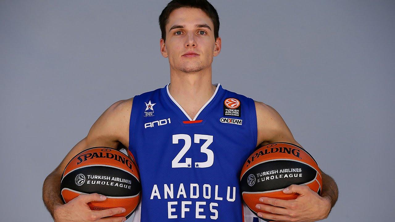Matt Janning Playoffs Magic Moments Matt Janning Anadolu Efes