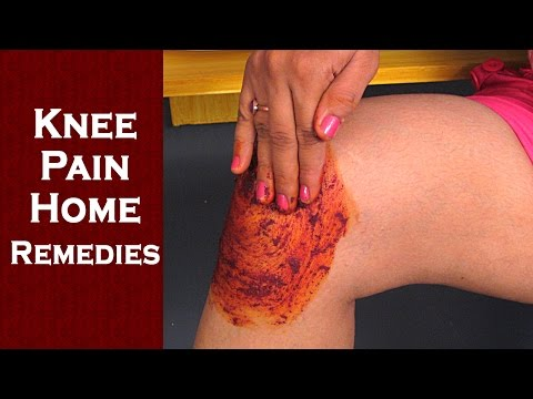 Knee Pain Relief From Home Remedies - How To Get Knee Pain Relief At Home