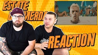 Salmo - Estate dimmerda | RAP REACTION e POLEMICHE 2017 | ARCADEBOYZ