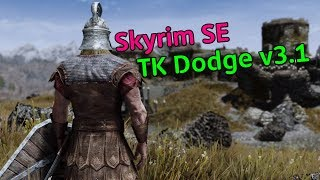 [4k] Skyrim SE TK Dodge v3.1 드디어 나왔드아~!