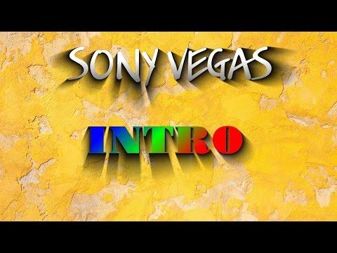 Сделать интро за 5 минут. Как сделать заставку в Sony Vegas. Уроки видеомонтажа #sonyvegas