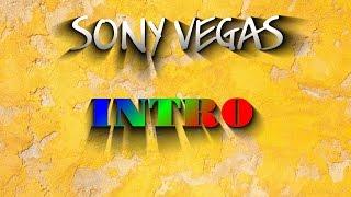 Сделать интро за 5 минут. Как сделать заставку в Sony Vegas. Уроки видеомонтажа #sonyvegas(В этом уроке я показываю, как можно очень быстро при помощи стандартных плагинов программы Sony Vegas сделать..., 2016-07-22T15:19:48.000Z)