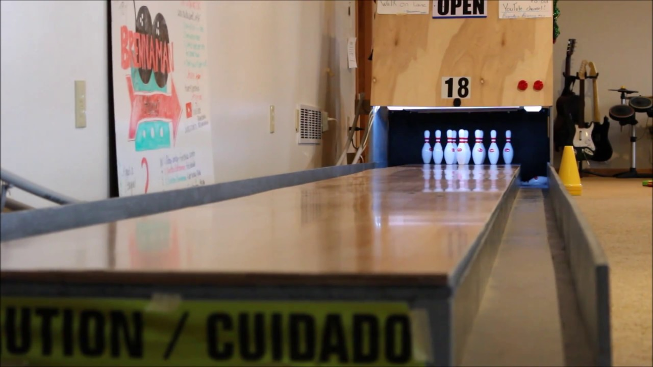 10 Frames of MIni Bowling (187) - YouTube