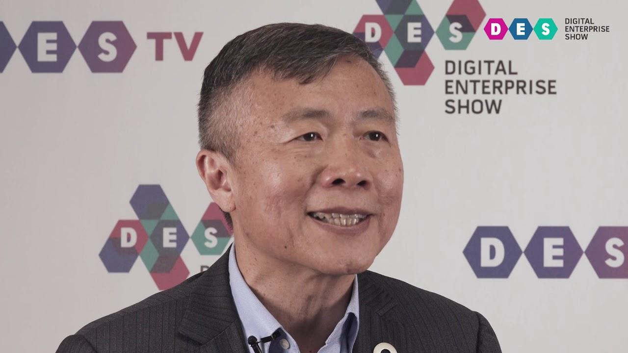 Download Jack Cheng, Co-Founder & Executive Vice President at NIO, at #DES2019 Digital Enterprise Show