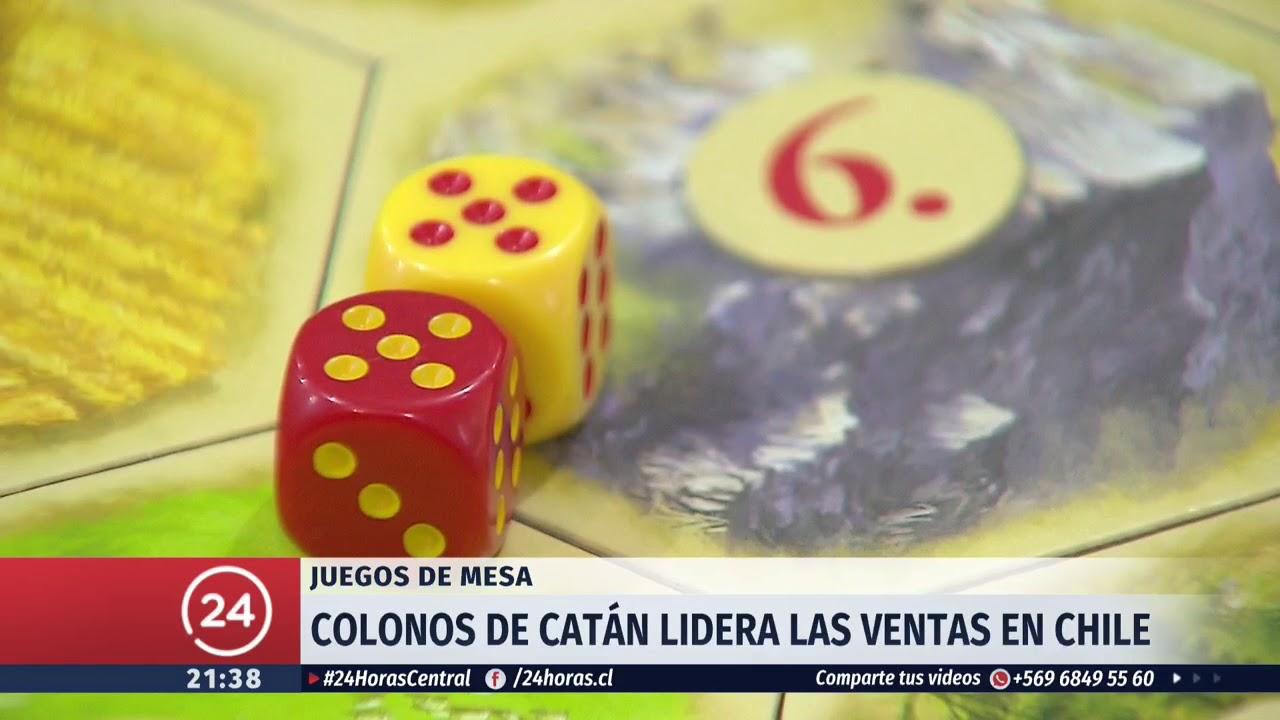El Renacer De Los Juegos De Mesa En Chile Youtube