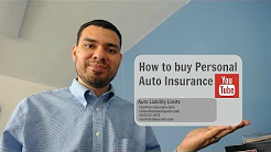 How to buy Car Insurance Liability limits