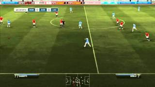 FIFA 12 PC - GAMEPLAY EVOLUTION 2.0 - PREVIEW - DERBY ROMA - LAZIO