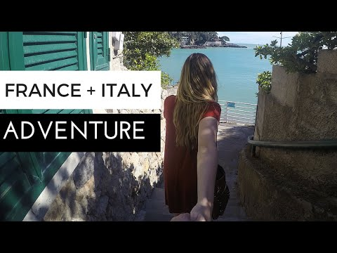 Campervanning around France and Italy (the BEST way to travel Europe!)