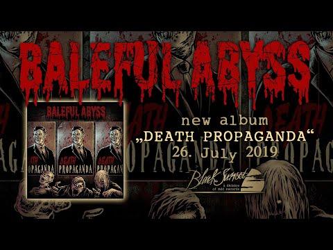 BALEFUL ABYSS - Death Propaganda (album teaser)