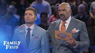 Fast Money Forecast: It's gonna be Sunny | Family Feud