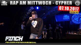 RAP AM MITTWOCH HAMBURG: 07.10.17 Die Cypher feat. FINCH, MOPS, TISOS uvm. (1/4)