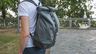 Обзор GUD Rolltop — универсальный городской рюкзак | UiP