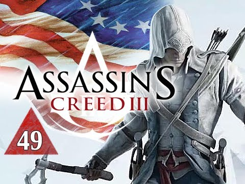 Assassin's Creed 3 Walkthrough - Part 49 Pursue the Biddle Let's Play Gameplay Commentary