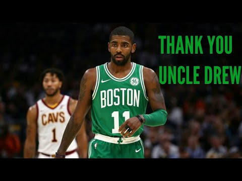 NBA Mix Kyrie Irving - It's A Vibe (Thank You Uncle Drew)