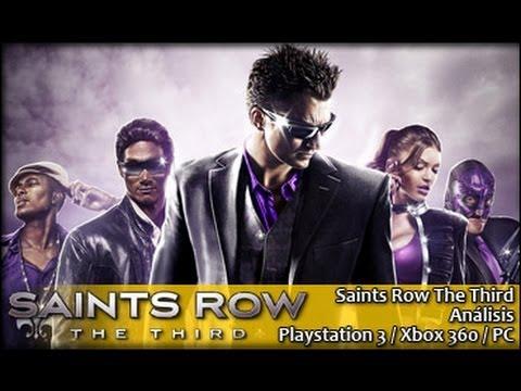 Saints Row The Third [Análisis]