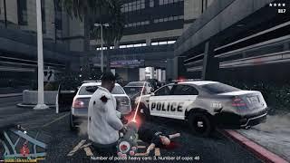 GTA 5 - Super Police Mod