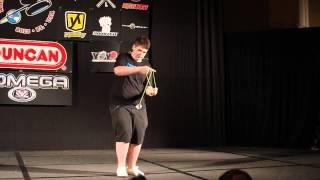 1A Prelim   Andrew Bergen - 2013 World Yo-Yo Contest